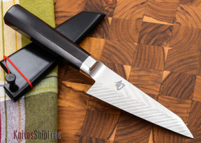 "Shun Knives: Dual Core 4.5"" Honesuki"