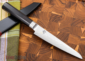 Shun Knives: Dual Core Utility / Butcher's Knife