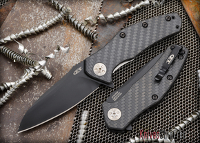 Zero Tolerance: ZT0770CFM4 - Assisted - Carbon Fiber - M4 Tool Steel