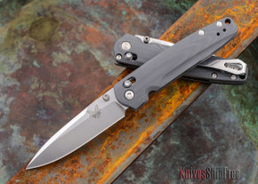 Benchmade Knives: 485 - Valet - G-10