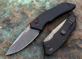 Kershaw Knives: Launch 1 - Blackwash - 7100BW