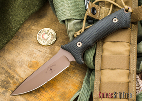 Bark River Knives: Kitchen Parer/Utility S35VN - Cocobolo - 05
