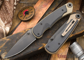 Bark River Knives: Kitchen Parer/Utility S35VN - Impala