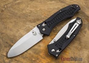 Benchmade Knives: 111H2O-BLK - Bullhead