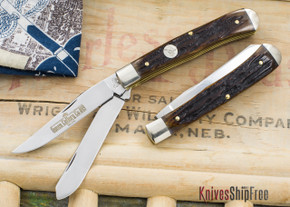 Northwoods Knives: Madison Barlow - Clip Point -  Mammoth Ivory - 23