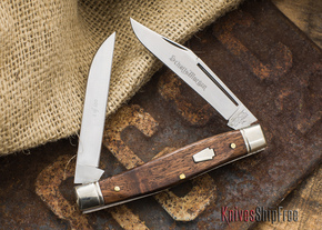 Bark River Knives: Fox River - Elmax - Royal Kirinite