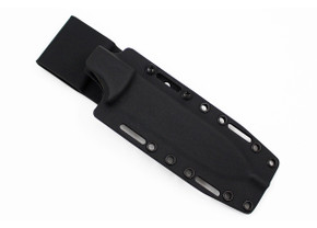 Ambush Knives: Alpha - Kydex Sheath - Black - 2nd Generation
