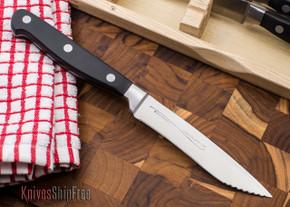 Kitchen Cutlery: Recurve Steak Knife - 4 Piece Set