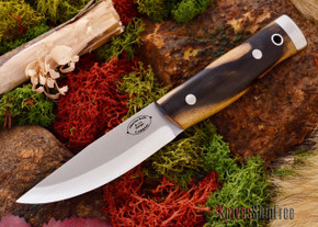 Great Eastern Cutlery: #42 - Northfield UN-X-LD - Missouri Trader - Lockback -Natural Stag - E