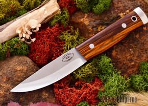 Great Eastern Cutlery: #42 - Northfield UN-X-LD - Missouri Trader - Lockback -Natural Stag - M