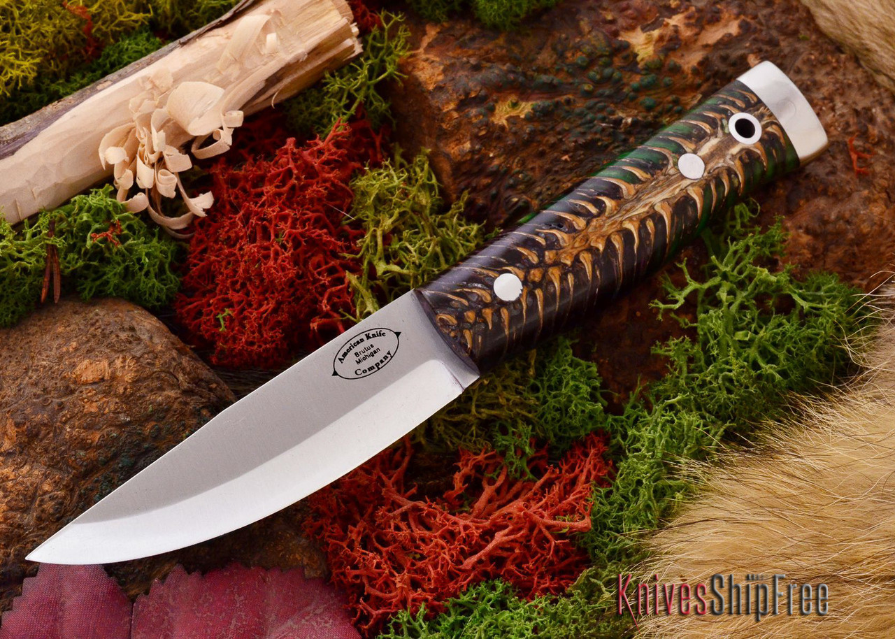thoughts on exotic handle materials   pinecone