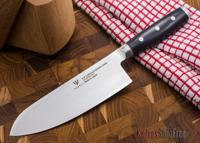 "Stratus Culinary: Dragon - 7.5"" Santoku Knife"