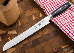 "Stratus Culinary: Dragon - 9"" Bread Knife"