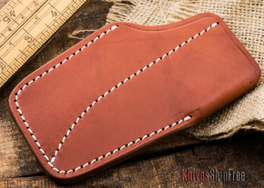 KnivesShipFree Leather: Allegheny Pocket Sheath