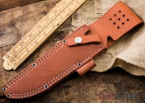 Bark River Knives: Bravo 2 - Belt Sheath - Left-Hand