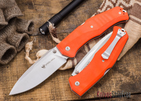 Steel Will Knives: Gekko 1503 Folder