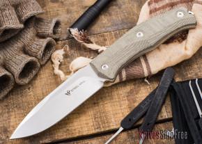 Steel Will Knives: Gekko 1510 Fixed Blade