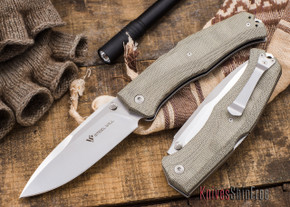 Steel Will Knives: Gekko 1500 Folder