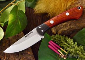 Northwoods Knives: Iron River - Amazon Bloodwood