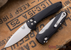 Benchmade Knives: 490 Amicus - AXIS Assist Flipper - CPM S90V