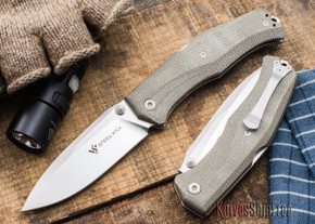 Steel Will Knives: Gekko 1550 Folder