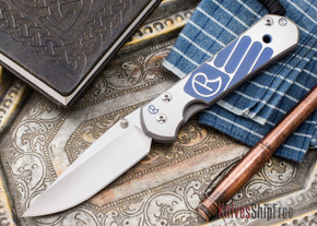 Chris Reeve Knives: Large Sebenza 21 - Patriot