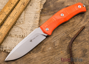 Steel Will Knives: Gekko 1513 Fixed Blade