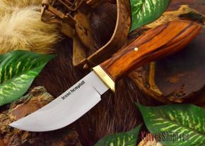Jesse Hemphill Knives: DeKalb Series - High Falls - Desert Ironwood - #10