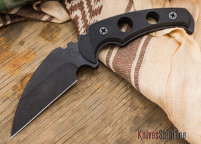 Medford Knife & Tool: FUK - Black G-10