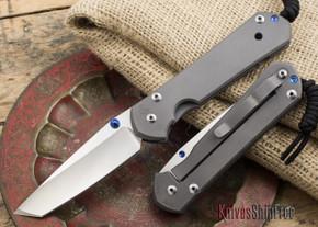 Chris Reeve Knives: Large Sebenza 21 - Tanto