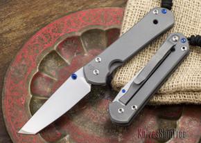 Chris Reeve Knives: Small Sebenza 21 - Tanto