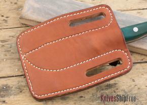 Bark River Knives: Single Pocket Sheath