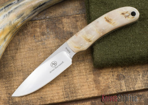 Arno Bernard Knives: 2015 Featured Knife Series - Sheep Horn - 110413