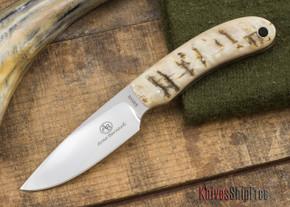 Arno Bernard Knives: 2015 Featured Knife Series - Sheep Horn - 110414