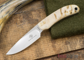 Arno Bernard Knives: 2015 Featured Knife Series - Sheep Horn - 110415