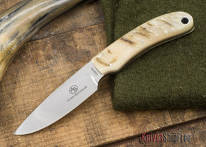 Arno Bernard Knives: 2015 Featured Knife Series - Sheep Horn - 110420