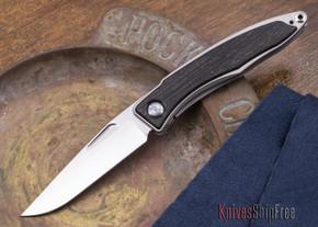 Chris Reeve Knives: Mnandi - Bog Oak Inlay - 110701