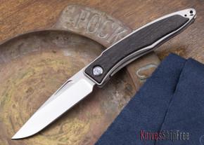 Chris Reeve Knives: Mnandi - Bog Oak Inlay - 110703