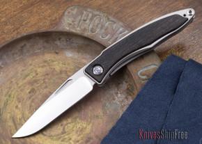 Chris Reeve Knives: Mnandi - Bog Oak Inlay - 110704