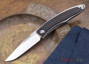 Chris Reeve Knives: Mnandi - Bog Oak Inlay - 110705