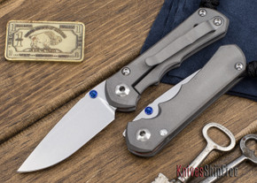 Chris Reeve Knives: Small Inkosi - Left Handed