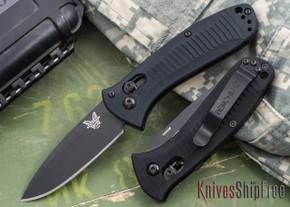 Benchmade Knives: 5500BK Mini-Auto Presidio