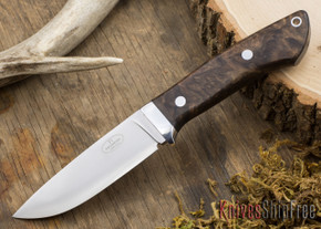 Fallkniven: Custom F1 - Bastone Walnut Burl #2