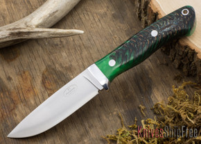 Fallkniven: Custom F1 - Lime Green Pinecone