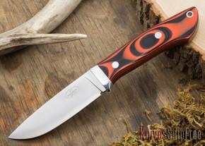 Fallkniven: Custom F1 - Tigerstripe G-10