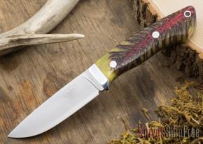 Fallkniven: Custom F1 - Yellow & Red Pinecone