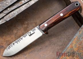 Lon Humphrey Knives: Kephart 3V - Cocobolo - 121231