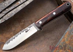 Lon Humphrey Knives: Kephart 3V - Cocobolo - White Liners - 121240