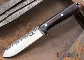Lon Humphrey Knives: Kephart 3V - Cocobolo - White Liners - 121242
