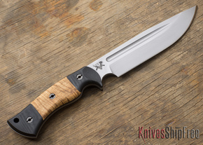 Dark Timber Knives: Honey Badger - Maple